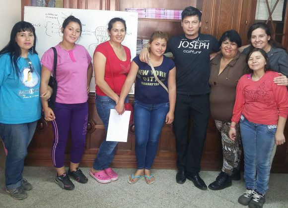Joseph colabora con Proyecto Ana