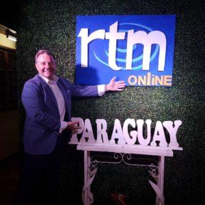 Luego de 24 años, RTM Paraguay cuenta con su radio online